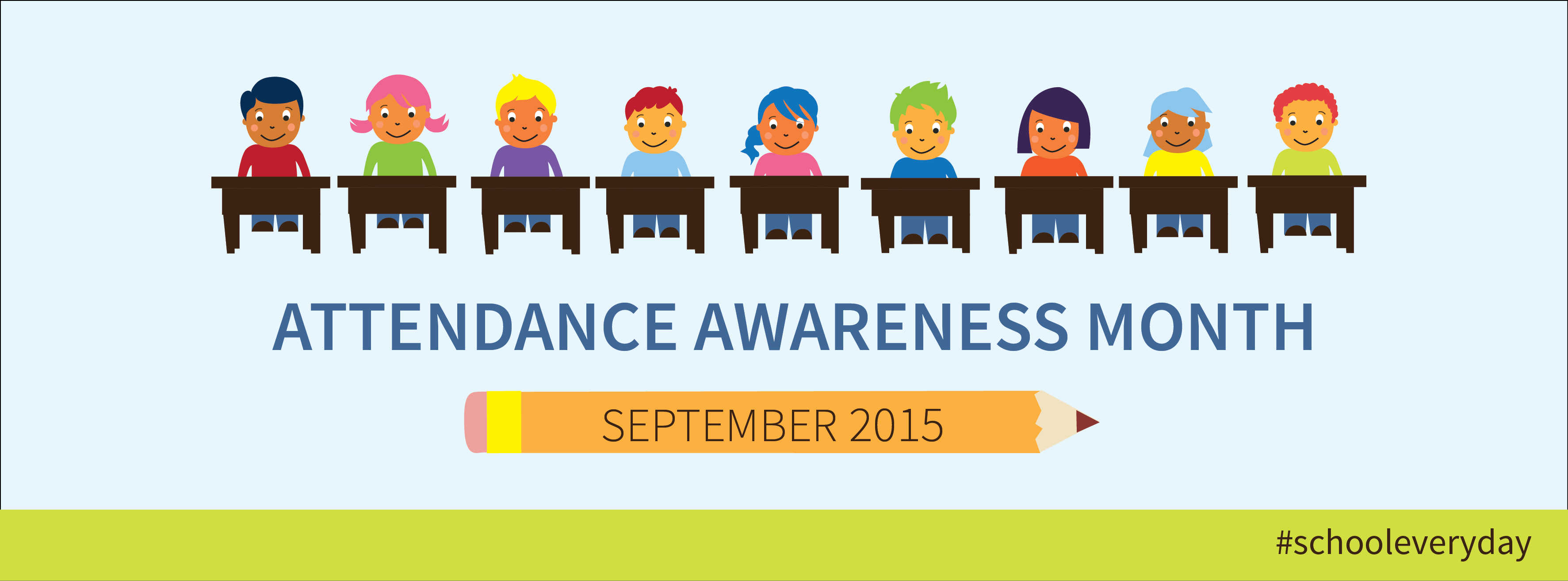 Social Media Tools - Attendance Awareness Month
