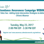 It Takes Two: May 23 Webinar !